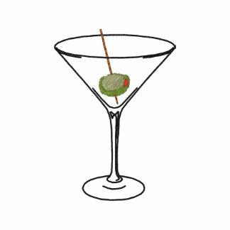 Martini Embroidered Shirt