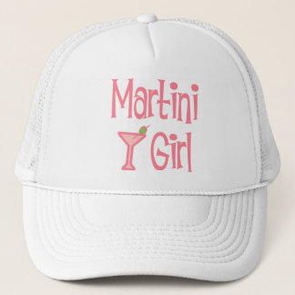 Martini Girl Hat