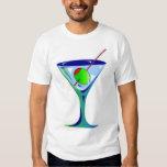 Martini Glass T Shirt