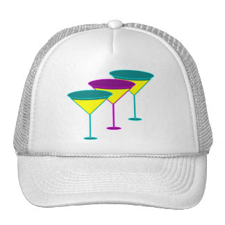 Martini Glasses Hen Party Hat