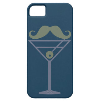 Martini Moustache custom iPhone case