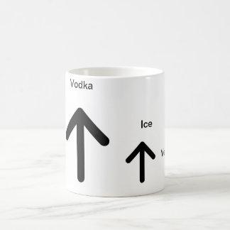 Martini Basic White Mug