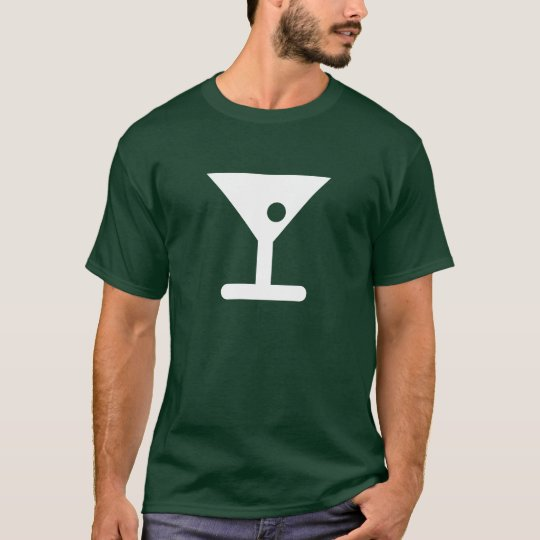 Martini Pictogram T-Shirt