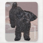 Martini the Yorkie-Poo Mouse Mat