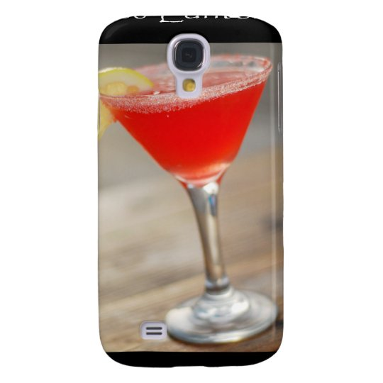 Martini Time Galaxy S4 Case