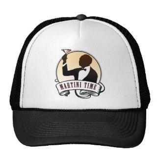 Martini Time Hats