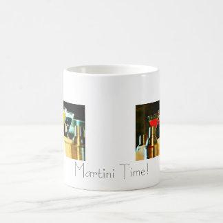 Martini Time Basic White Mug
