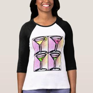 MARTINI TIME prints by jill Shirt