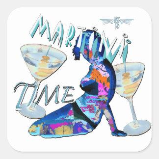 martini Time Stickers