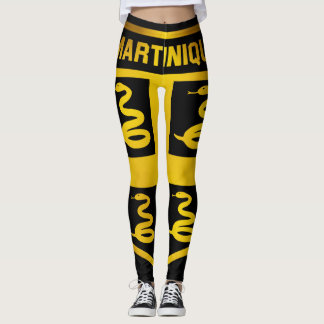 Martinique Emblem Leggings