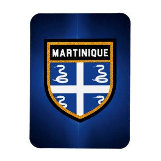 Martinique Flag Magnet