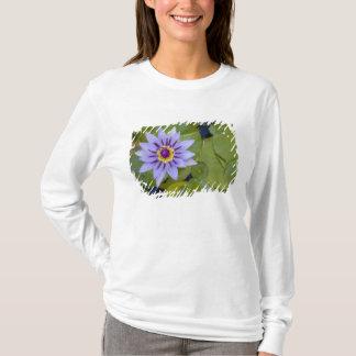 Martinique, French Antilles, West Indies, Blue T-Shirt