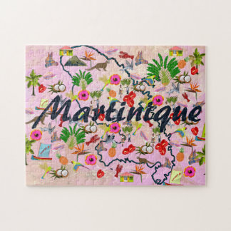 Martinique puzzle