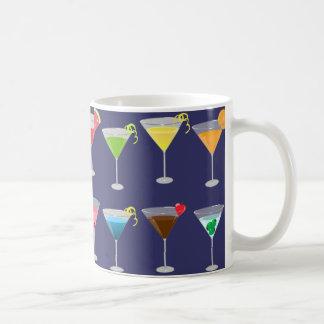 Martinis Basic White Mug