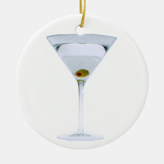 Martinis Ornament