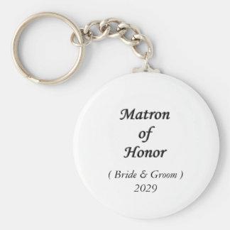 Martron o fHonor Key Chains
