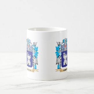 Marty Coat of Arms - Family Crest Coffee Mug