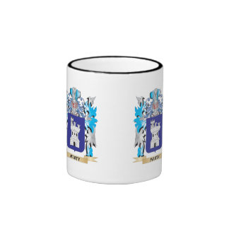 Marty Coat of Arms - Family Crest Mugs