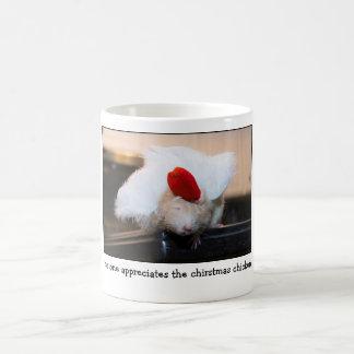 Marty Mouse Mug - No One Appreciates the Christmas