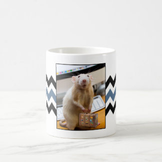 Marty Mouse Mug - Ready for Adventure