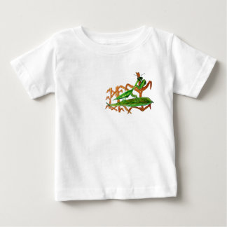 Marty the Praying Mantis Baby T-Shirt