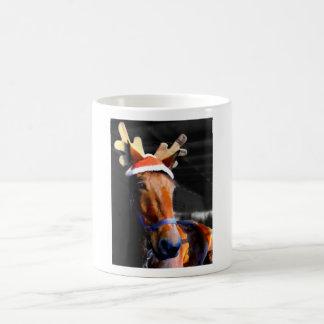 Marty the Reindeer Basic White Mug