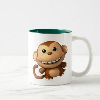 Marty Two-Tone Coffee Mug