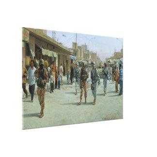 Martyrs' Market by Larry Selman Print Canvas Prints