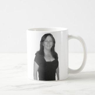 Marty's Cooffee Cup Basic White Mug