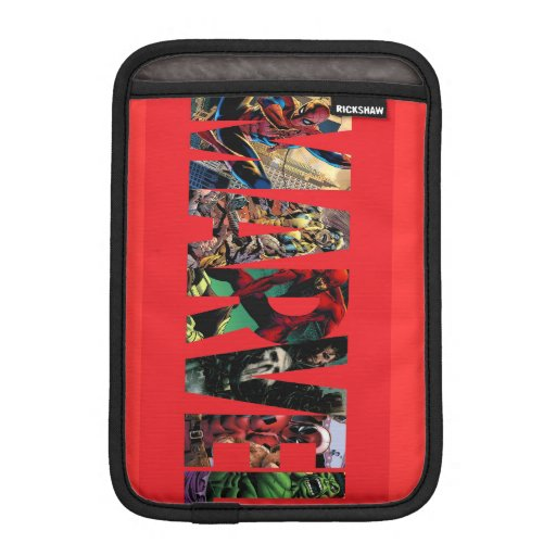 Marvel Rickshaw sleevee iPad Mini Sleeves
