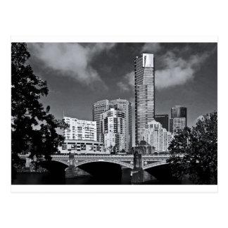 Marvellous Melbourne Postcard