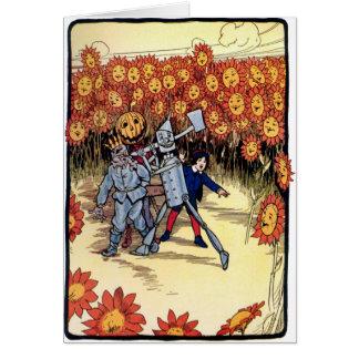 Marvelous Land of Oz Card