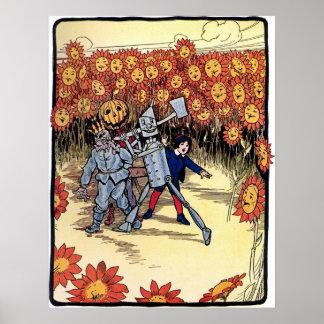 Marvelous Land of Oz Poster