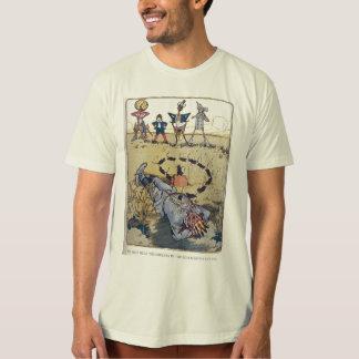 Marvelous Land of Oz Tee Shirts