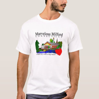 Marvelous Milford City Hall T-Shirt