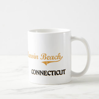 Marvin Beach Connecticut Classic Mugs