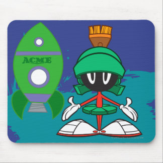 Marvin Front Mouse Mat