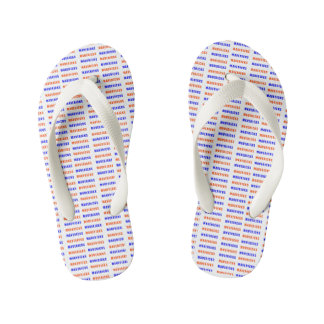 Marvin Ridge Flip Flops - KIds