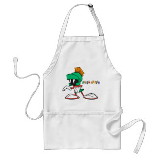 Marvin Sneaking Standard Apron