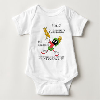 MARVIN THE MARTIAN™ Aiming Laser Baby Bodysuit