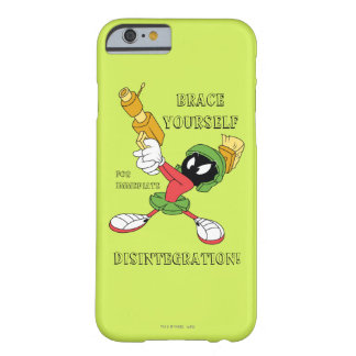 MARVIN THE MARTIAN™ Aiming Laser Barely There iPhone 6 Case
