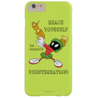 MARVIN THE MARTIAN™ Aiming Laser Barely There iPhone 6 Plus Case