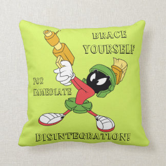MARVIN THE MARTIAN™ Aiming Laser Cushion