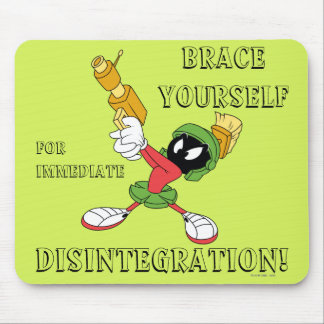 MARVIN THE MARTIAN™ Aiming Laser Mouse Mat