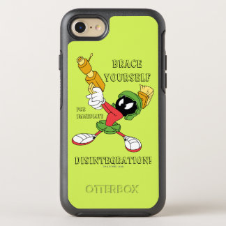 MARVIN THE MARTIAN™ Aiming Laser OtterBox Symmetry iPhone 8/7 Case