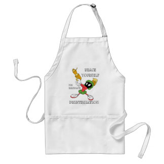 MARVIN THE MARTIAN™ Aiming Laser Standard Apron