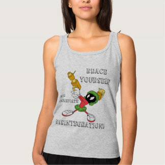 MARVIN THE MARTIAN™ Aiming Laser Tank Top