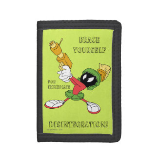 MARVIN THE MARTIAN™ Aiming Laser Trifold Wallets