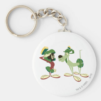 MARVIN THE MARTIAN™ and K-9 2 Key Ring