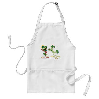 MARVIN THE MARTIAN™ and K-9 2 Standard Apron